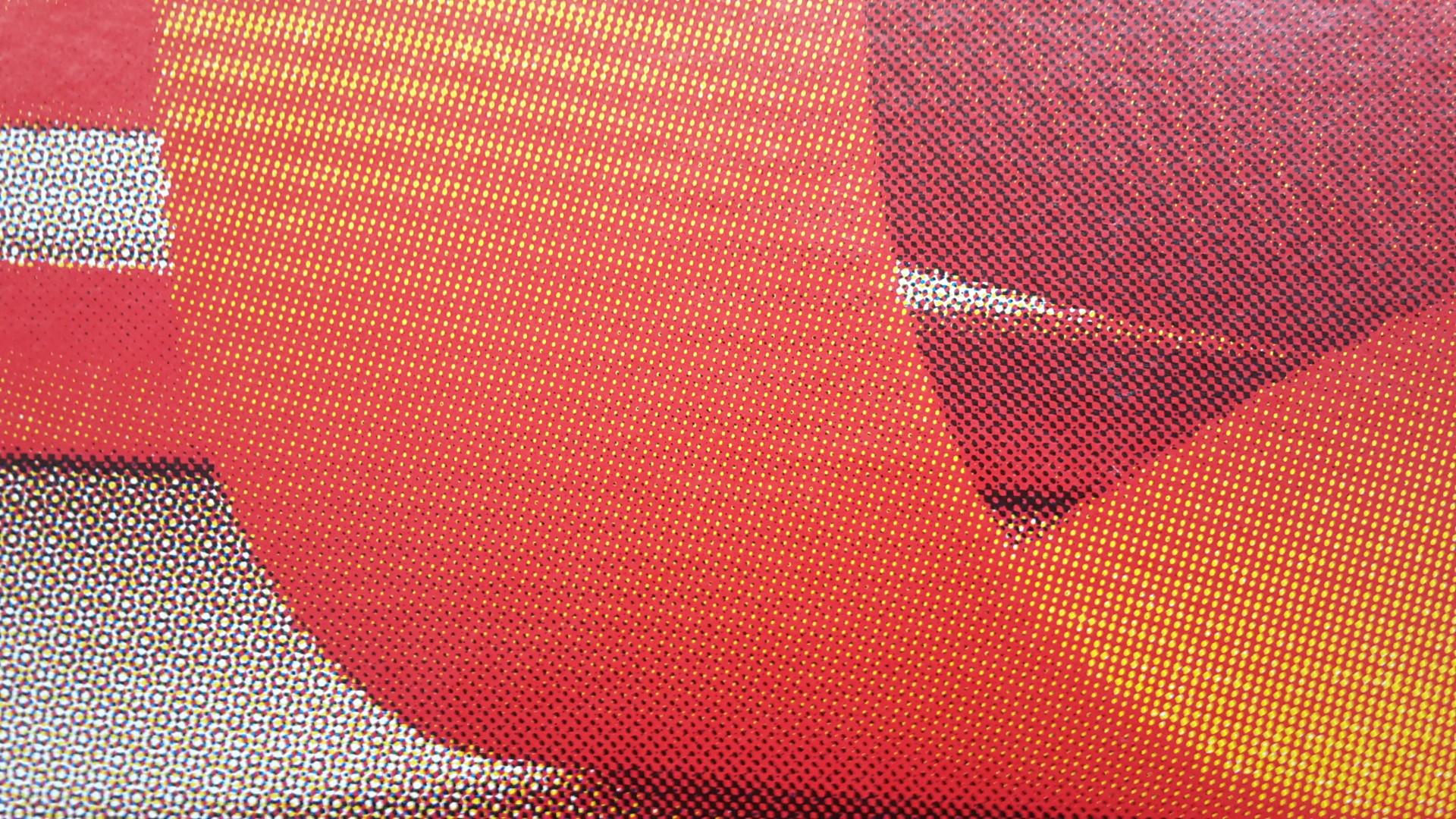 Marie Désert - Ruban oranger