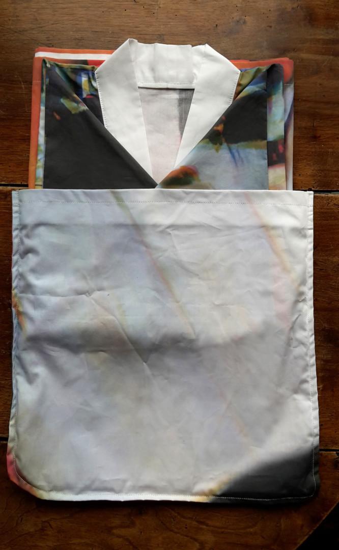 Marie Désert - Kimono et pochette