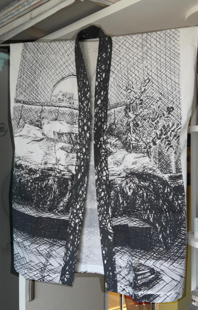 "Marie Désert - Kimono ""Voyage"""