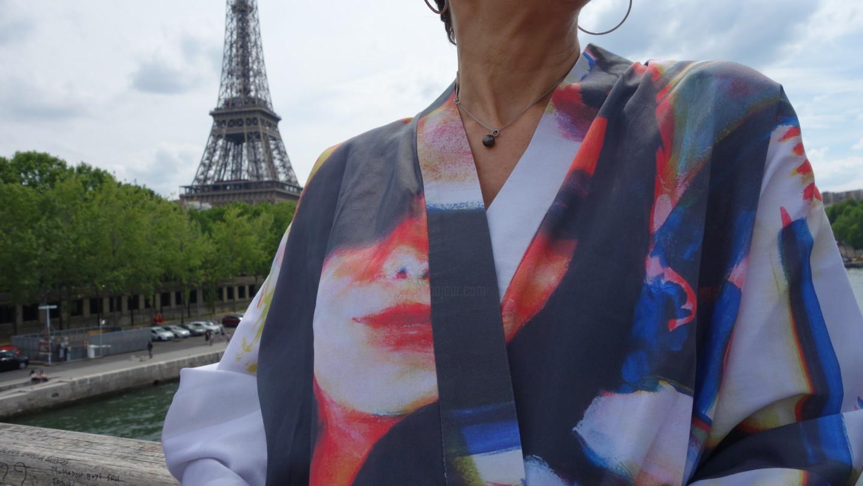 Marie Désert - Kimonos écologiques