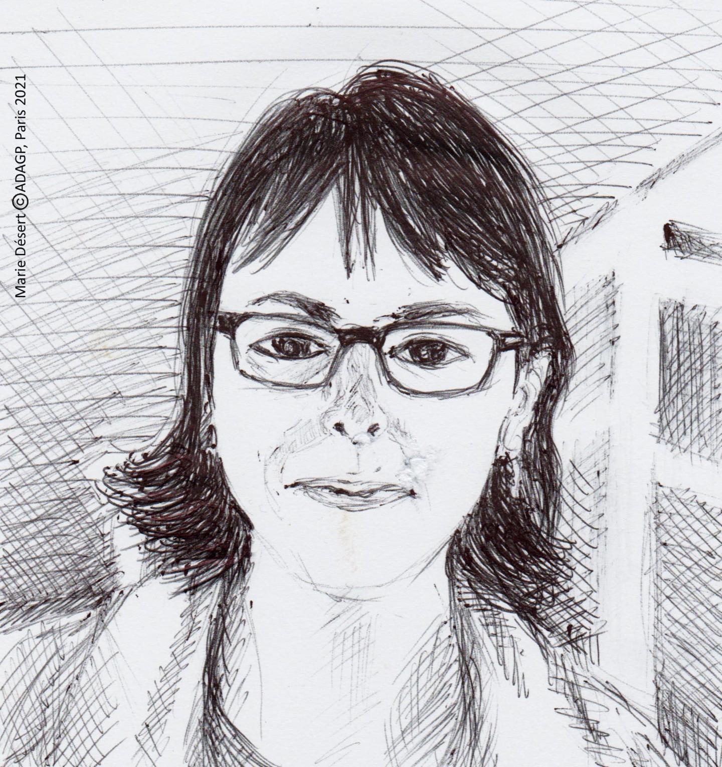 Marie Désert - Cathy Crunelle