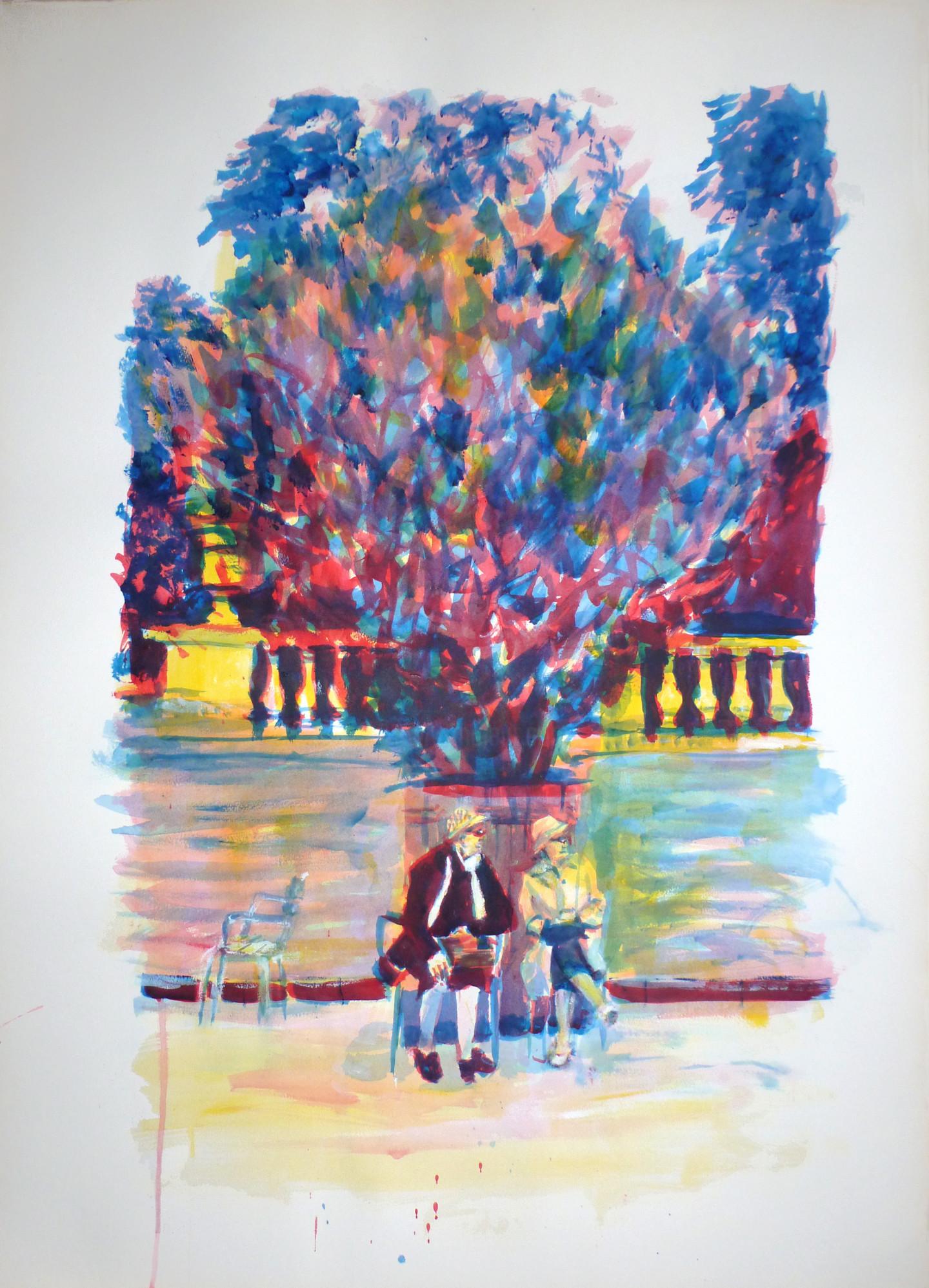 Marie Désert - Au parc